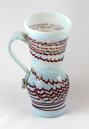 Small jug with trail decoration, 18th century, Transylvania